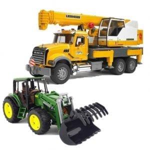 משאיות BRUDER
