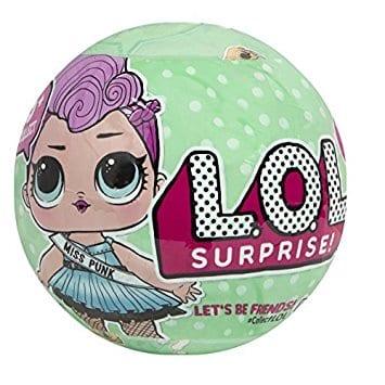 L.O.L כדור הפתעות – בובה