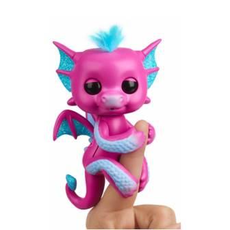 סנדי – בובת דרקון אצבע ורודה – פינגרלינגס