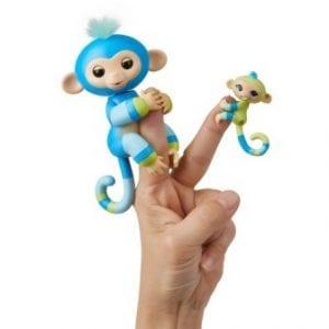 בילי ואיידן – קופיפיי האצבע – פינגרלינגס