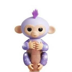 הקופיף המנצנץ – בובת קופיף אצבע סגלגלה – FINGERLINGS
