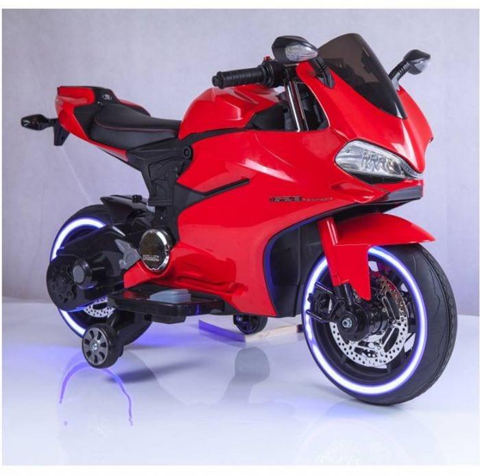 אופנוע דוקאטי – 12 וולט