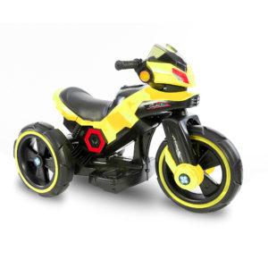 אופנוע ממונע 3 גלגלים לילדים – 6 וולט