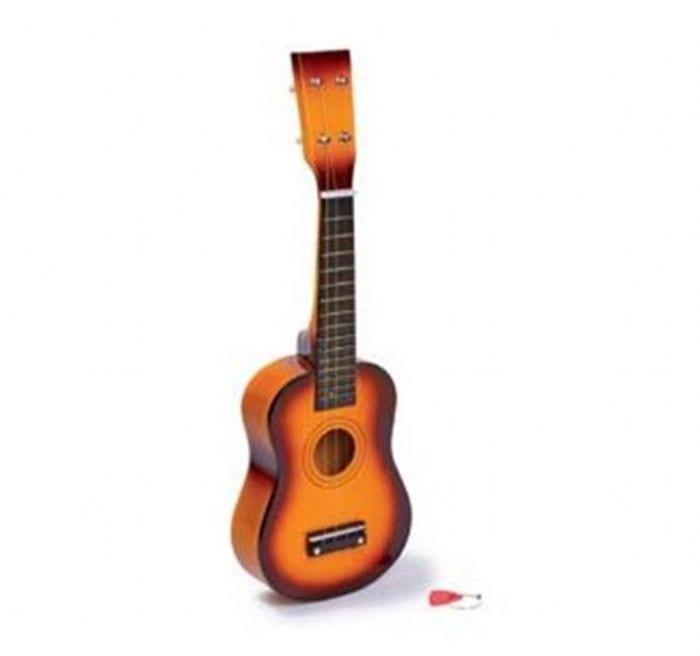 גיטרה עץ
