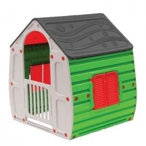 הבית הקסום – בית חצר לילדים