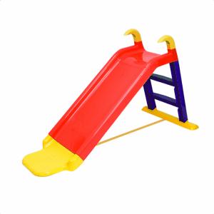 מגלשה+מאריך מפלסטיק לחצר לילדים ופעוטות