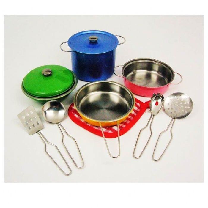 סט כלי מטבח – מתכת