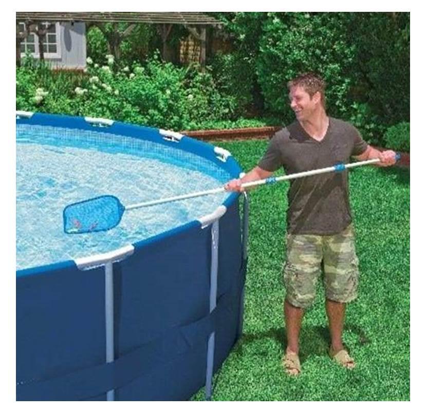 ערכת ניקיון בסיסית לבריכה אינטקס דגם 28002