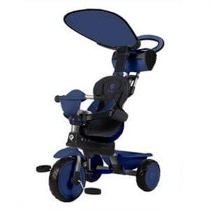 תלת אופן לתינוקות QPLAY PROGRESS כחול