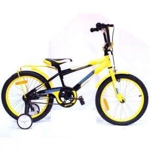אופני ילדים BMX טורנדו צהוב