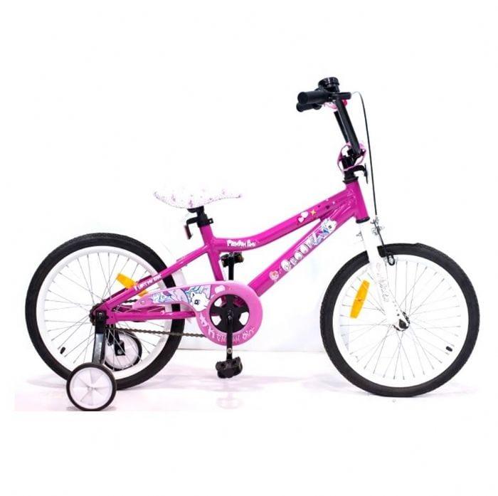 אופני ילדים BMX אלומיניום – צ'ופי ורוד