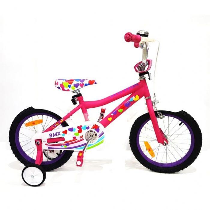 אופני ילדים BMX שארק + חבילת אביזרים מלאה