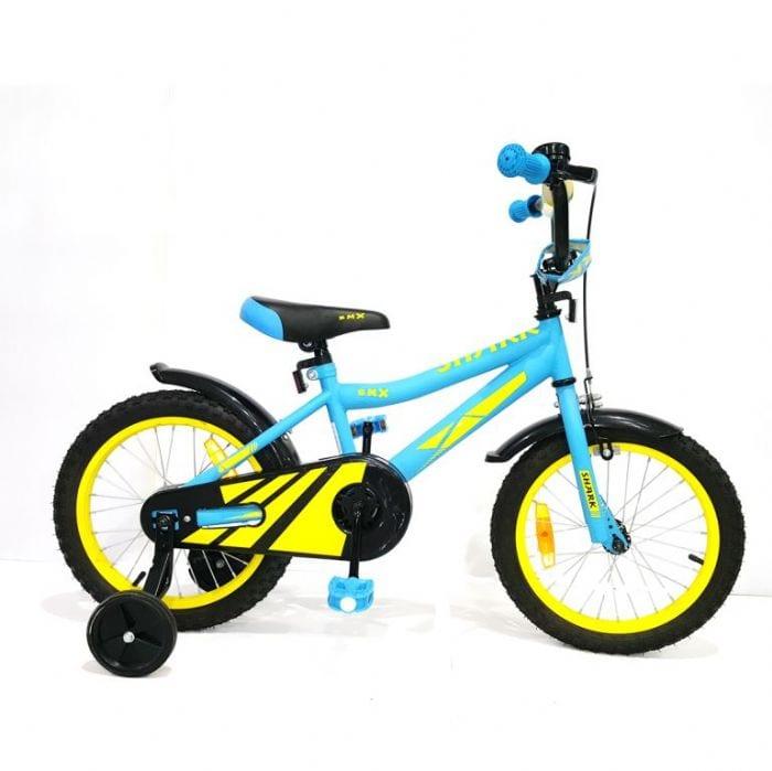 אופני ילדים BMX שארק כחול
