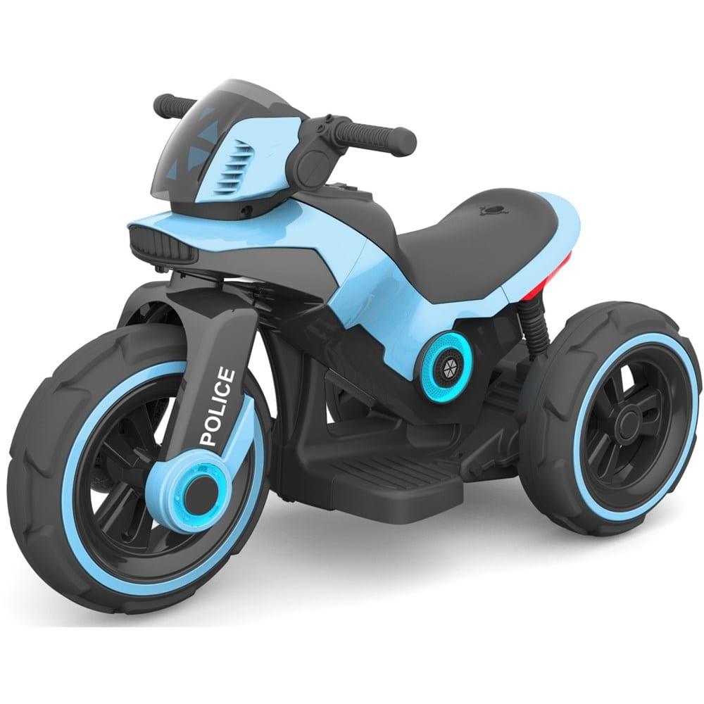 אופנוע ממונע פוליס לילדים – 6 וולט
