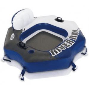 גלגל ים – אבוב כחול לבן קליפסים 58854