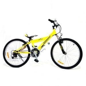 אופני הרים לילדים ונוער – טורנדו M1 צהוב
