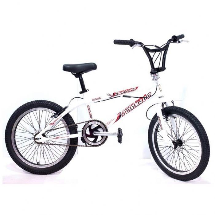 אופני פעלולים טורנדו ברזל לבן