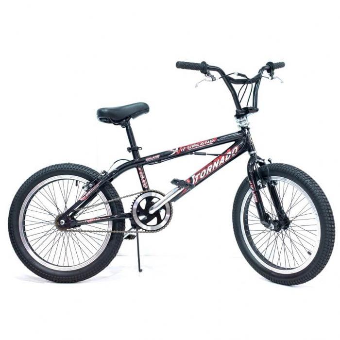 אופני פעלולים טורנדו ברזל שחור