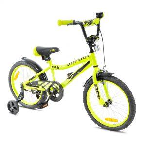 אופני ילדים BMX שארק צהוב זוהר