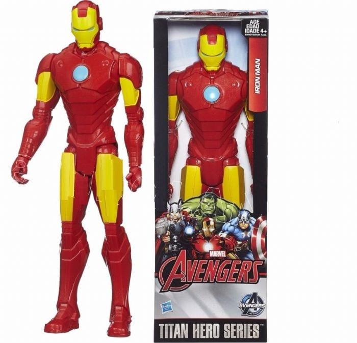 דמות איירון מן – IRON MAN