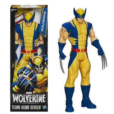 דמות וולברין – אקסמן