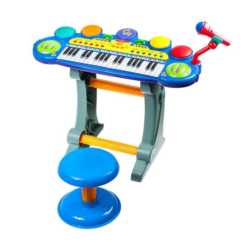 טוב מאוד הופ אורגן אלקטרוני     חנות צעצועים לילדים LL-66