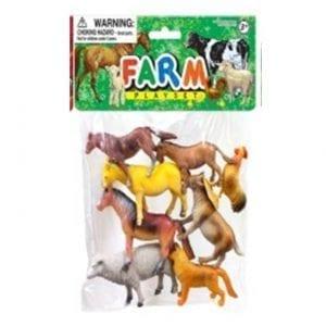 חיות חווה – 8 חלקים