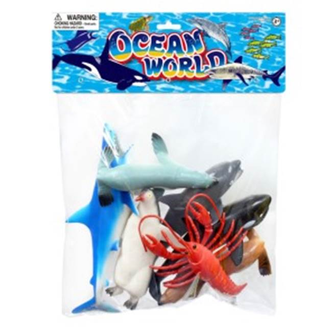 """חיות ים 15 ס""""מ"""