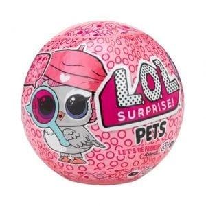 L.O.L כדור הפתעות – לול חיות
