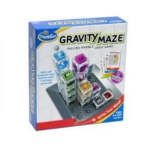 מבוך בגובה – gravity maze
