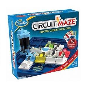 מבוך בזרם – circuit maze