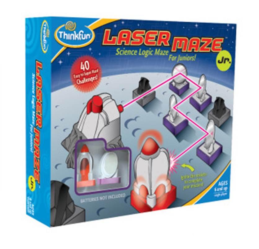 מבוך לייזר ג'וניור – lazer maze junior