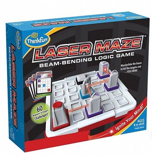 מבוך לייזר – lazer maze