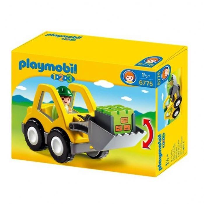מחפרון פליימוביל 6775 – פליימוביל
