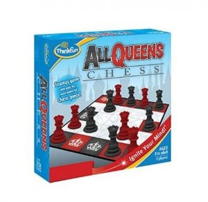 מלכות השחמט – all queens chess