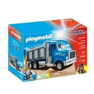 משאית אשפה פליימוביל 5665