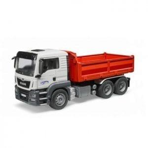 משאית אשפה MAN 3765 – BRUDER