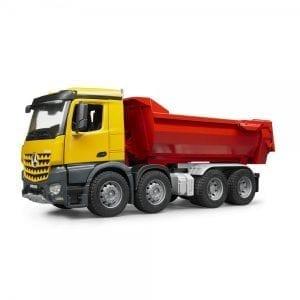 """משאית משא """"מרצדס"""" – BRUDER"""