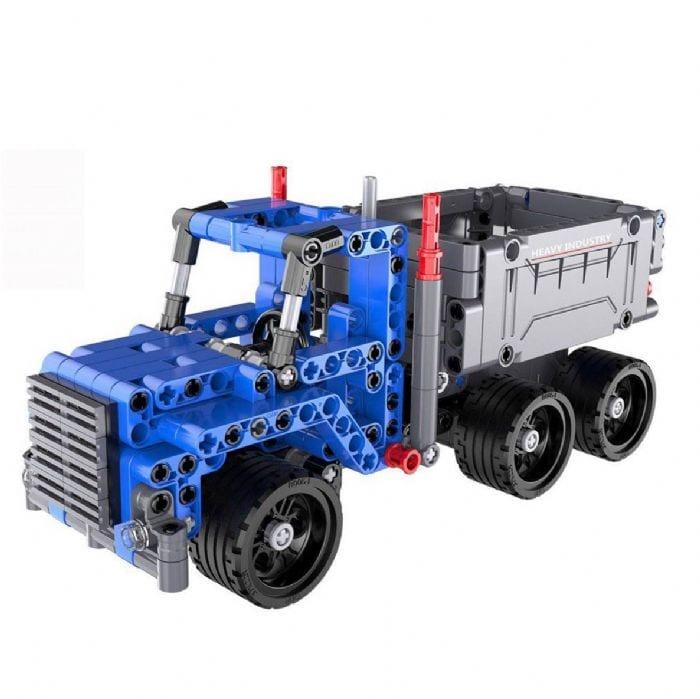 משאית עפר – פולבק – CADA