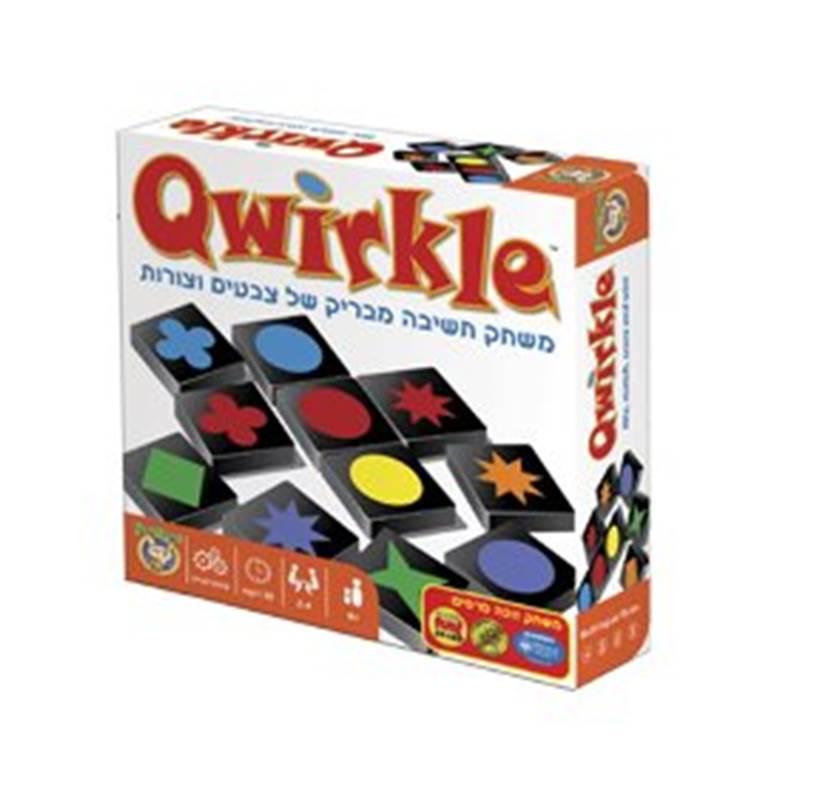 קווירקל – qwirkle