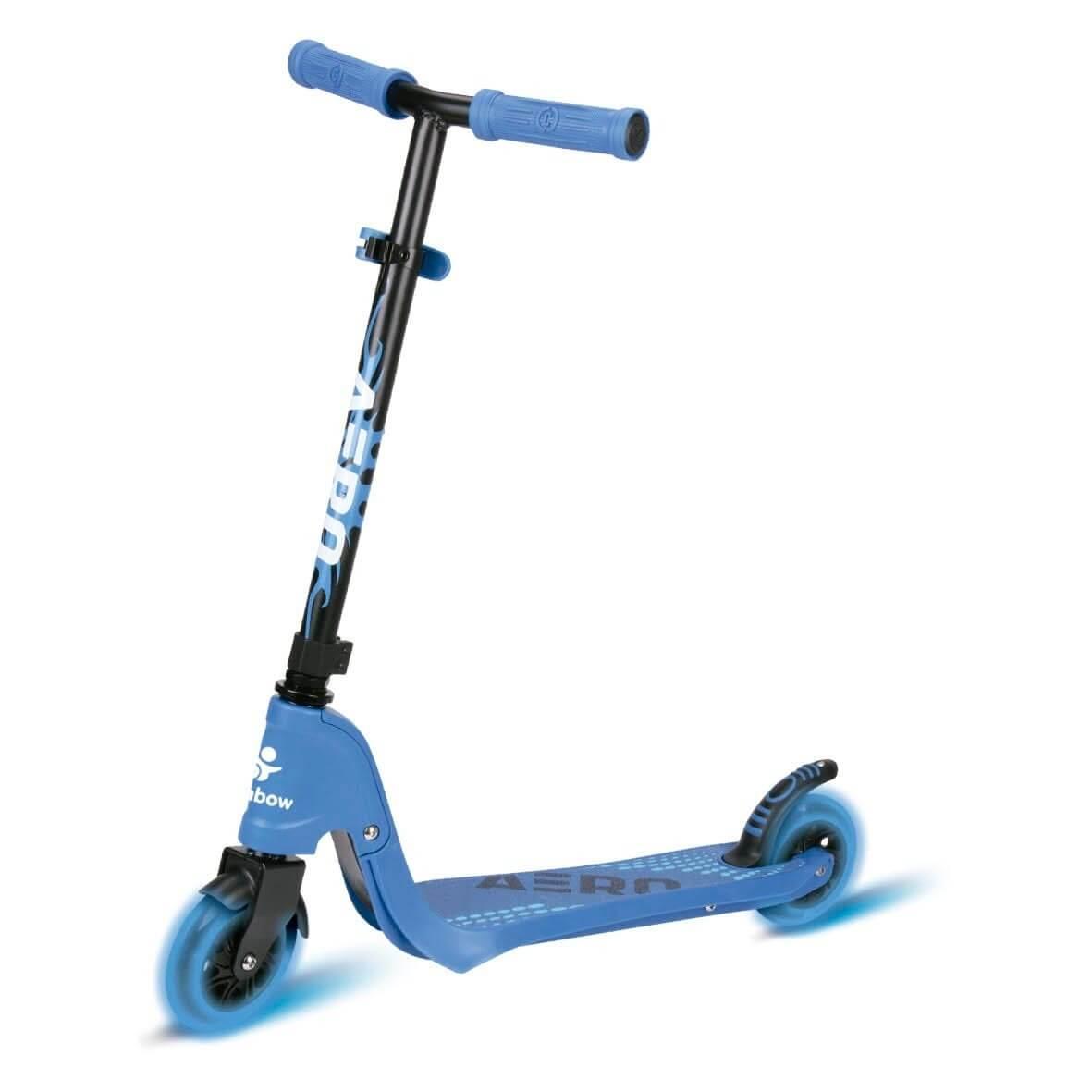 קורקינט ילדים 2 גלגלים ארו – כחול