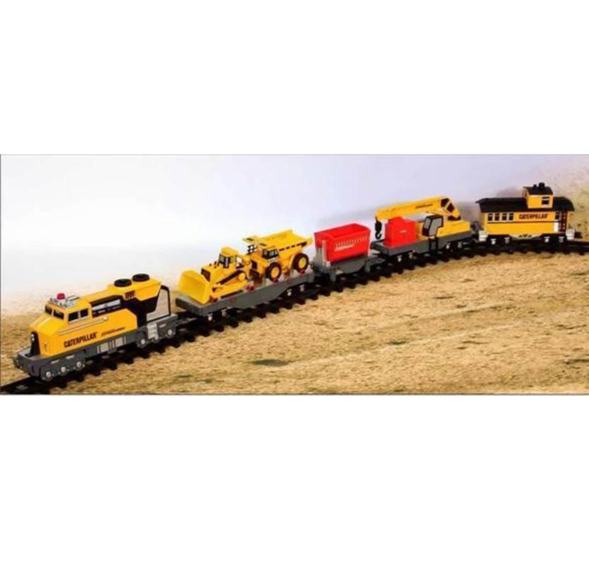 רכבת משא ענקית CAT