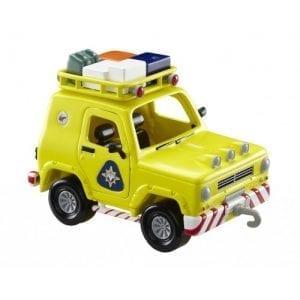 רכב הצלה 4X4 – סמי הכבאי