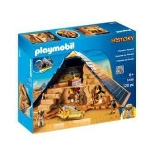5386 הפירמידה של פרעה – פליימוביל