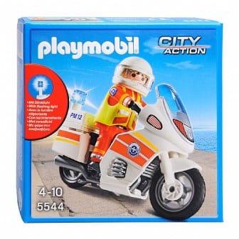 5544 אופנוע הצלה – פליימוביל