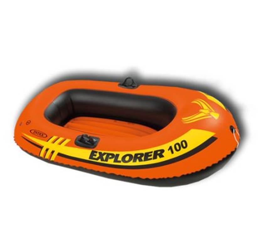 58329 סירה אקספלורר 100 Explorer