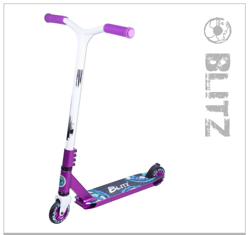 קורקינט פעלולים BLITZ WHALE 418