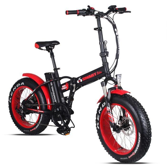 אופניים חשמליים סמארט ביגפוט – SMART BIG FOOT 48V