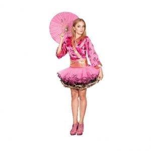 תחפושת יפנית חצאית לנשים