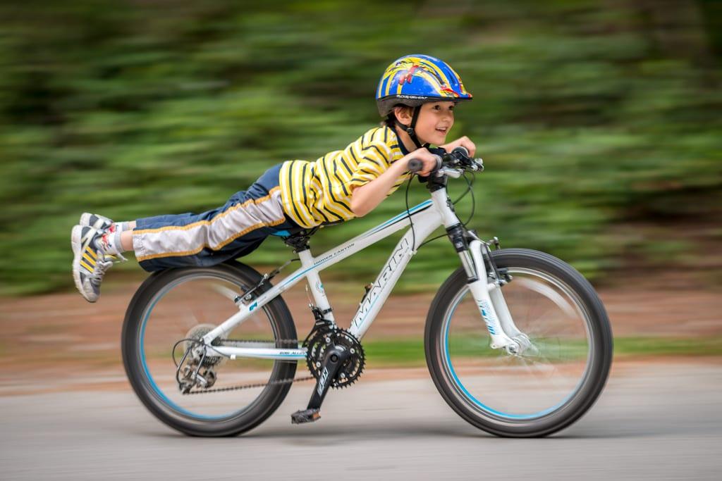 ללמוד לרכב ללא גלגלי עזר על אופניים – ביום אחד!!